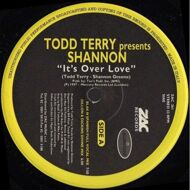 Todd Terry presents Shannon - It's Over Love