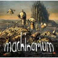 Tomas Dvorak (Floex) - Machinarium (Soundtrack / Game)