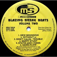 Troy Beecham - Blazing Break Beats Volume Two