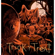 Douglas Pipes - Trick 'r Treat (Picture Disc - Soundtrack / O.S.T.)