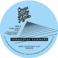 Turquoise Summers - Never Can Get Enuff