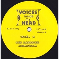 Various - Voices Inside My Head - The Gangsta Accapella Vol. 1