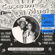 Various - Coxsone's Music (Record B)