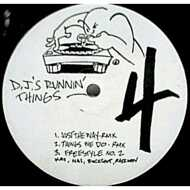 Various - DJ's Runnin' Things 4