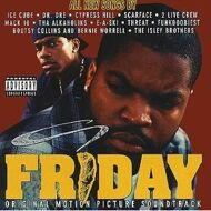 Various - Friday (Soundtrack / O.S.T.) [Lenticular Cover]