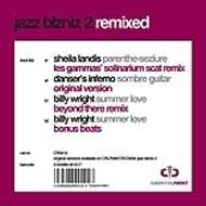 Various - Jazz Bizniz 2 Remixed