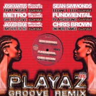 Various - Playaz Groove Remix Vol. 06