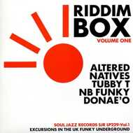 Various - Riddim Box Volume One