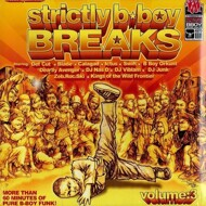 Various - Strictly B-Boy Breaks #25: Compilation Vol.3