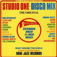 Various - Studio One Disco Mix