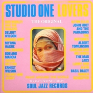 Various (Soul Jazz Records presents) - Studio One Lovers