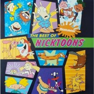 Various - The Best Of Nicktoons (Green/Orange Vinyl)