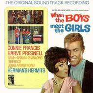 Various - When The Boys Meet The Girls - The Original Sound Track Recording