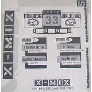 Various - X-Mix Urban Series 33
