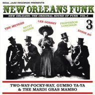 Various - New Orleans Funk Volume 3