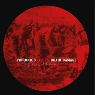 Vibronics Meets Brain Damage - Empire Soldiers Dubplate Vol: 1