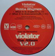 Busta Rhymes feat Violator - What It Is