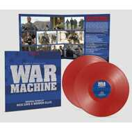Nick Cave & Warren Ellis - War Machine (Red Vinyl - Soundtrack / O.S.T.)