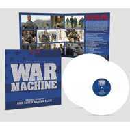 Nick Cave & Warren Ellis - War Machine (White Vinyl - Soundtrack / O.S.T.)