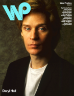 Waxpoetics - Issue 54 (Daryl Hall / José James Cover)