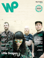 Waxpoetics - Issue 56 (Little Dragon / Hiatus Kaiyote)