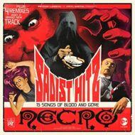 Necro - Sadist Hitz (Red Colored)