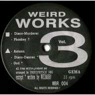 Weird Beard - Weird Works E.P. Volume 3