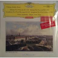 Wolfgang Amadeus Mozart - Sinfonien Nr.39 Es-Dur KV 543 · Nr. 40 G-Moll KV 550