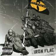 Wu-Tang Clan - Iron Flag (Clear Vinyl)
