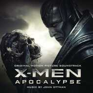 John Ottman - X-Men: Apocalypse (Soundtrack / O.S.T.)