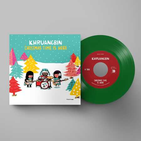 Khruangbin - Christmas Time Is Here (Vinyl 7
