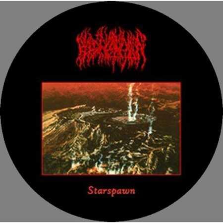Blood Incantation Starspawn Picture Disc Vinyl Lp