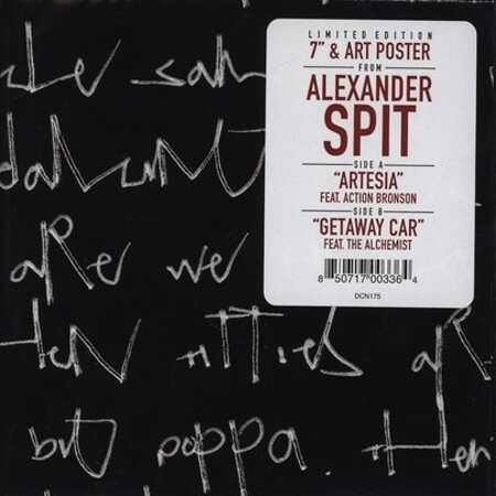 Alexander Spit Artesia Vinyl 7 Quot Vinyl Digital Com