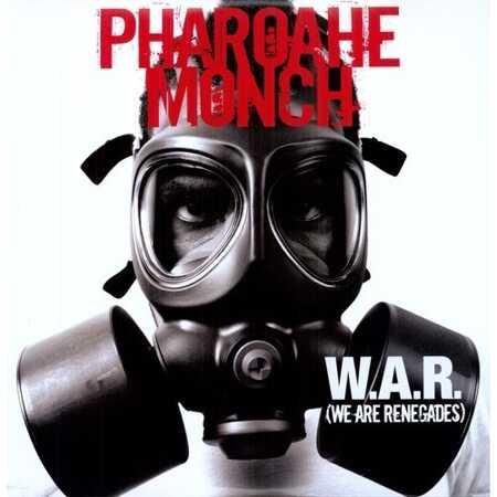 Pharoahe Monch W A R We Are Renegades Vinyl 2lp