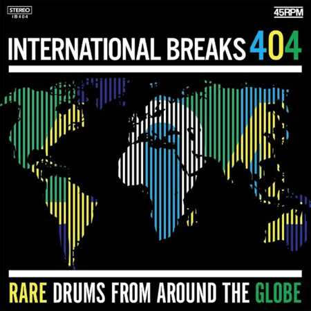 Various - International Breaks 404 (Vinyl LP) | vinyl-digital com shop | en