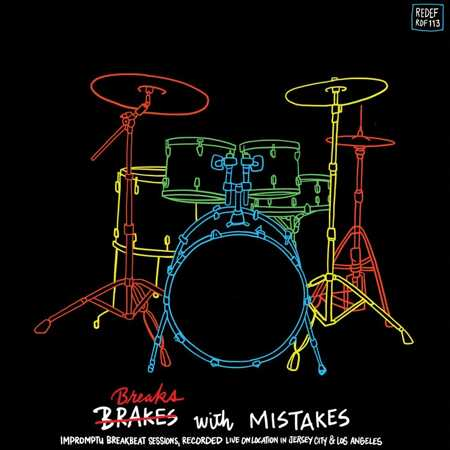 Earl Davis (Damu The Fudgemunk) - Breaks With Mistakes (Vinyl LP) |  vinyl-digital com shop | de