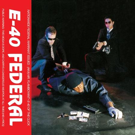 E-40 - Federal (Vinyl LP) | vinyl-digital com shop | de