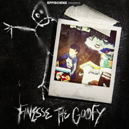 Camoflauge Monk - Finesse The Goofy (Black Vinyl) (Vinyl LP)    vinyl-digital com shop   en