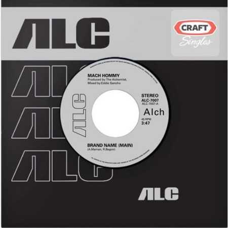 Mach Hommy - Brand Name (Vinyl 7