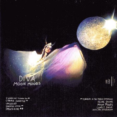 Diva - Moon Moods (TAPE) | vinyl-digital com shop | en