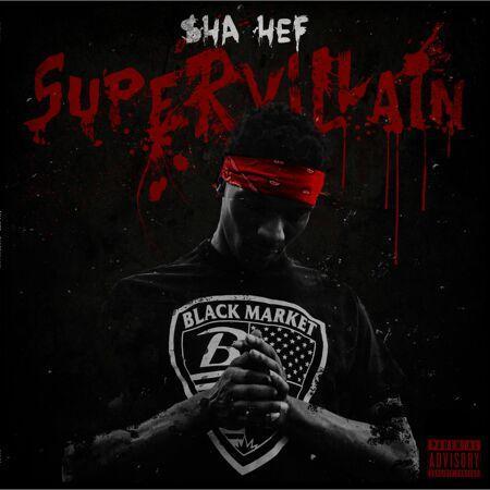 $ha Hef (Sha Hef) - Super Villain (Red Opaque Vinyl) (Vinyl LP)    vinyl-digital com shop   en