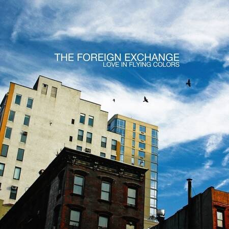 The Foreign Exchange Love In Flying Colors Vinyl 2lp