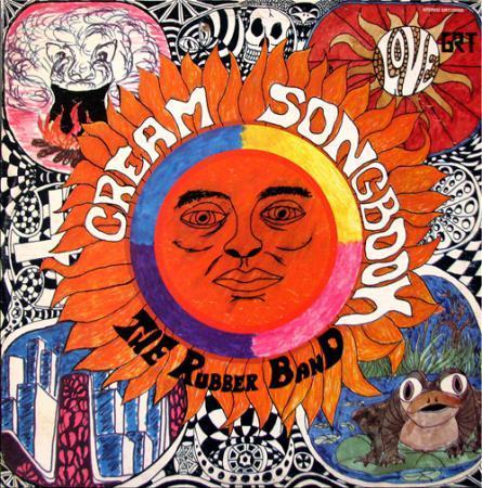 The Rubber Band Cream Songbook Vinyl Lp Vinyl