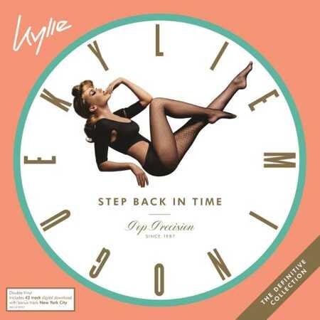 Kylie Minogue Step Back In Time Black Vinyl Vinyl 2lp