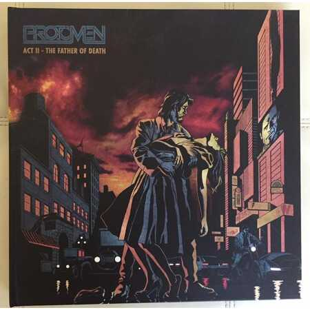 The Protomen Act Ii The Father Of Death Vinyl 2lp