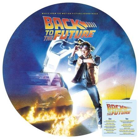Various Back To The Future Soundtrack O S T