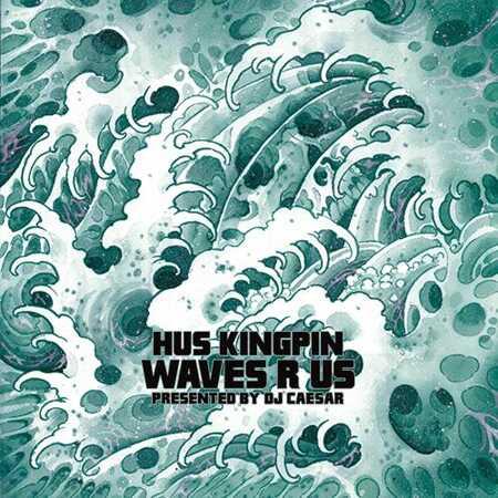 Hus Kingpin - Waves R Us (Vinyl LP)   vinyl-digital com shop   en